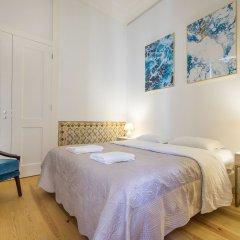 Отель Santa Justa Prime Guesthouse 3* Стандартный номер с различными типами кроватей