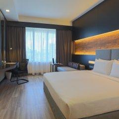 Hotel Armada Petaling Jaya 4* Номер Делюкс с различными типами кроватей