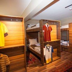 Juliet Rooms & Kitchen 3* Кровать в общем номере с двухъярусной кроватью