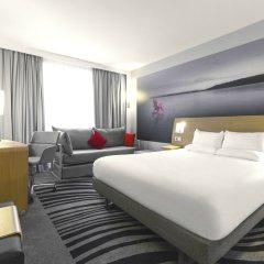 Отель Novotel Montparnasse 4* Улучшенный номер фото 5