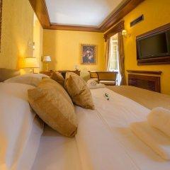 Hotel Cattaro 4* Стандартный номер с различными типами кроватей фото 13