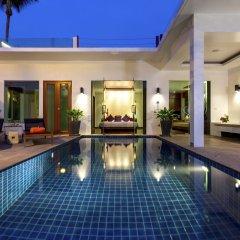 Отель La Flora Resort Patong 5* Вилла разные типы кроватей фото 8