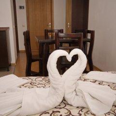 Апартаменты Дерибас Стандартный номер с различными типами кроватей фото 42