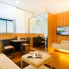 Отель Hill Myna Condotel 3* Стандартный номер с разными типами кроватей фото 2