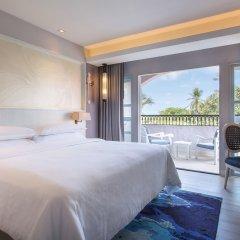 Отель Sheraton Samui Resort 5* Стандартный номер с различными типами кроватей