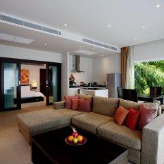 Отель Serenity Resort & Residences Phuket 4* Люкс с различными типами кроватей фото 2