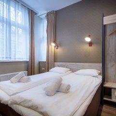Amsterdam Downtown Hotel 2* Стандартный номер с различными типами кроватей