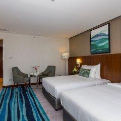Отель Flora Al Barsha Mall of the Emirates 4* Представительский люкс с различными типами кроватей
