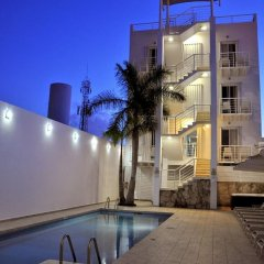 Отель Terracaribe Hotel Мексика, Канкун - отзывы, цены и фото номеров - забронировать отель Terracaribe Hotel онлайн открытый бассейн