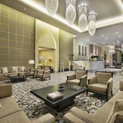 Отель Waldorf Astoria Dubai Palm Jumeirah гостиная