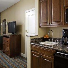 Отель Hilton Grand Vacations on the Las Vegas Strip 4* Студия с различными типами кроватей
