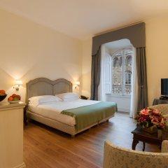 Отель Antica Torre Di Via Tornabuoni 1 3* Стандартный номер с различными типами кроватей