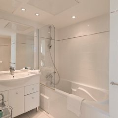 Hotel West End Nice ванная фото 6