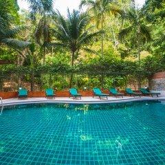 Отель Ratana Hill открытый бассейн