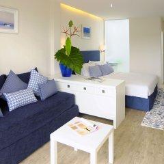 Отель Phuket Boat Quay 4* Номер Делюкс разные типы кроватей