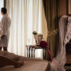 Отель Rome Cavalieri, A Waldorf Astoria Resort 5* Люкс с различными типами кроватей