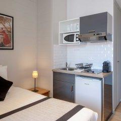Апарт-Отель Ajoupa 2* Улучшенная студия с различными типами кроватей