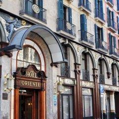 Oriente Atiram Hotel вид на фасад
