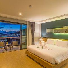 Отель AVA Sea Resort 4* Номер Делюкс с различными типами кроватей