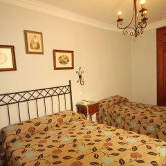 Отель Hostal Roma Стандартный номер с двуспальной кроватью
