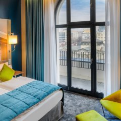 Mercure Hotel Berlin Wittenbergplatz 4* Улучшенный номер с различными типами кроватей