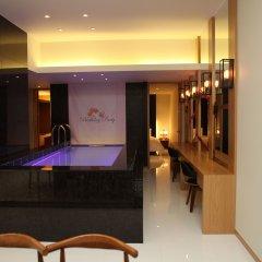Grammos Hotel 3* Люкс с различными типами кроватей