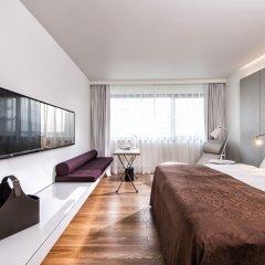 Отель Scandic Frankfurt Museumsufer 4* Стандартный номер с различными типами кроватей