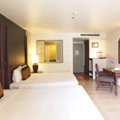 Отель Phuket Orchid Resort and Spa 4* Стандартный номер с разными типами кроватей фото 2