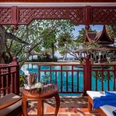 Отель Thavorn Beach Village Resort & Spa Phuket 4* Стандартный номер разные типы кроватей фото 10