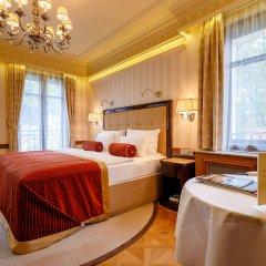 Hotel Quisisana Palace 5* Номер Делюкс с различными типами кроватей
