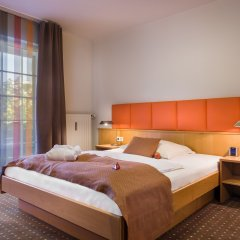 Acora Hotel und Wohnen Düsseldorf 3* Стандартный номер с разными типами кроватей