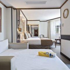 Апартаменты Melia White House Apartments Стандартный семейный номер с двуспальной кроватью