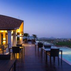 Отель Chalong Chalet Resort & Longstay ресторан