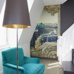 Hotel Indigo Paris Opera жилая площадь