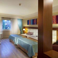 Euphoria Hotel Tekirova 5* Номер Делюкс с различными типами кроватей фото 2