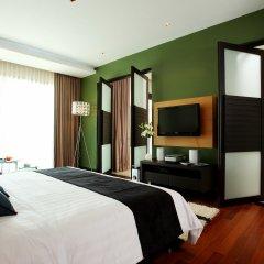 Отель Wyndham Sea Pearl Resort Phuket 4* Люкс повышенной комфортности с различными типами кроватей