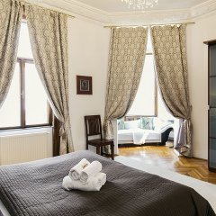 Апартаменты 7th Heaven Vienna Center Apartments Апартаменты с различными типами кроватей