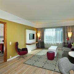 Radisson Blu Sky Hotel, Tallinn 4* Люкс с разными типами кроватей