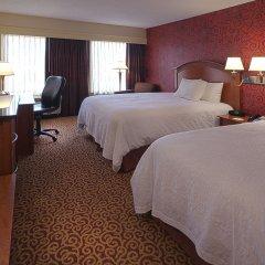 Отель Hampton Inn And Suites Columbus Downtown 3* Стандартный номер