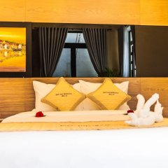 Отель Bien Dao Homestay Hoi An 3* Номер Делюкс с различными типами кроватей