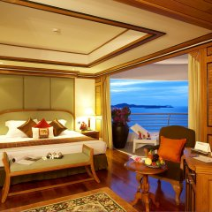 Royal Cliff Grand Hotel 5* Люкс с различными типами кроватей