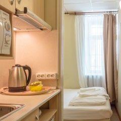 Отель Арома на Кожуховской 3* Улучшенная студия фото 14