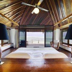 Отель Gangehi Island Resort 4* Вилла с различными типами кроватей