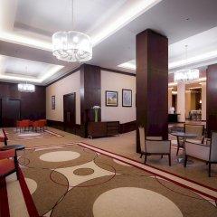 Гостиница Горки Панорама вестибюль фото 2