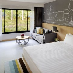 Отель Movenpick Resort & Spa Karon Beach Phuket 5* Люкс с различными типами кроватей фото 2
