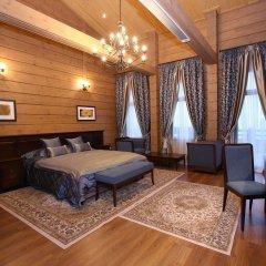 Поляна 1389 Отель и СПА 4* Коттедж Премиум с различными типами кроватей