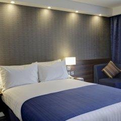 Отель Holiday Inn Express London - ExCeL 3* Стандартный номер с различными типами кроватей