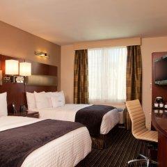 Отель DoubleTree by Hilton New York Downtown 4* Стандартный номер с различными типами кроватей фото 6