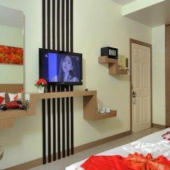 Отель PIMRADA 3* Улучшенный номер