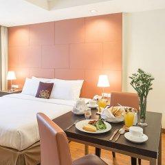 Отель Aspen Suites 4* Номер Делюкс фото 14